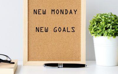 Ziele und Vorsätze